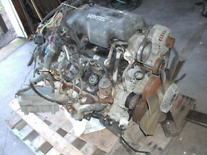 4 8 Liter Engine Motor Lr4 Gm Gmc Chevy 159k Complete Drop Out Ls Swap