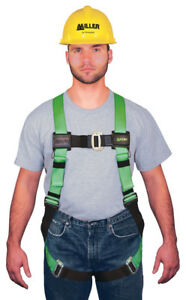 Miller Fall Protection Harness 650t ugk L xl New In Package Free Shipping