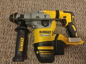 Brand New Dewalt 20v Dch293 1 1 8 In L shape Sds Plus Rotary Hammer Drill