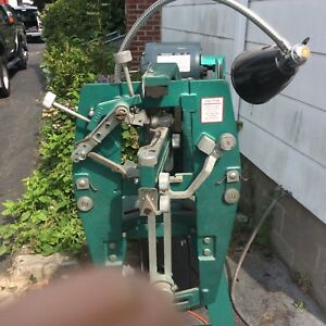 Foley Belsaw 387 Automatic Saw Filer 385