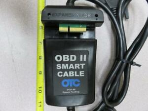 Otc Tools Nemisys 3421 88 Genisys Obd Ii Smart Cable Great Used Condition