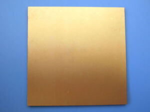 10pcs 0 6mm One side Copper Clad Single Pcb Board Glass Fiber 7 300mm m508a Ql
