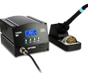 220v Atten At315dh Unleaded Soldering Iron 150w High power Smd Solder Station