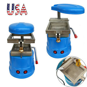 Us Medical Dental Vacuum Forming Molding Machine Former Dental Lab Equipment 2pc