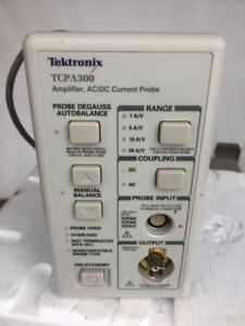 Used Good Tektronix Tcpa300 60 Days Warranty ship By Express