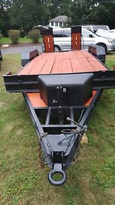 Heavy Duty Trailer For Equipment Or Tiny House