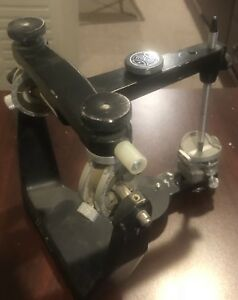 Hanau Wide vue Ii Arcon Semi Adjustable Dental Articulator