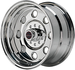 Billet Specialties Rs Performer Polished Wheel 15x8 5 5 Bs Rs085800455n New