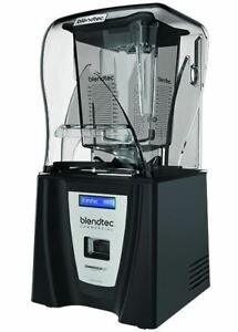 Blendtec Connoisseur Commercial Blender 15 Amp 2 Wildside Jars