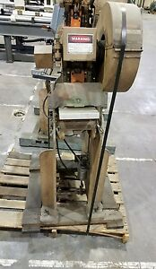 Rousselle Stamping Press No Oa 5 Ton shipping Available 2266sr