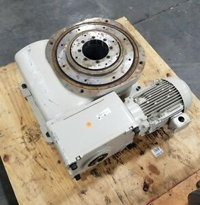 Sandex Rotary Turn Table Indexing Drive 23ad 06277r sr3vw1 Index Drive 1122sr