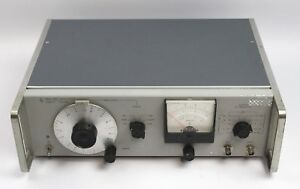 Hewlett packard 651a Test Oscillator