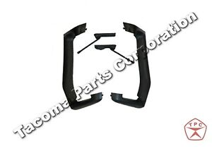 Volvo Vnl Side Mirror Arm Cover Set With Support Bracket Arms right Left Side