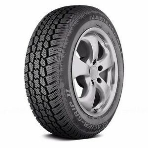 2 New 205 75r14 Mastercraft Glacier Grip Ii Snow Tires 2057514 75 14 75r Winter