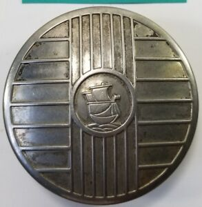 1938 Plymouth Horn Button Wow