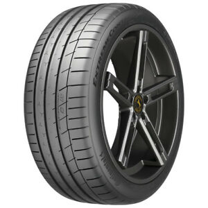 Continental Extremecontact Sport 285 40zr17 100w quantity Of 4