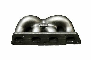 Hks G17141 z60020 00 T4 Turbo Exhaust Manifold Cast Iron For Mazda Rx 7 1993 95