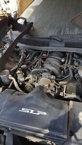 Ls1 Camaro Z28 Ss Trans Am Ws6 5 7l Engine With Auto Trans 2000