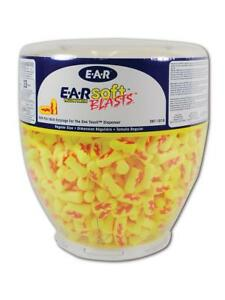 3m E a r Soft E3911010 Yellow Disposable Uncorded Ear Plugs 500 Pair