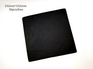 Dental Latex Dam Unscented Natural Rubber Dam Black Color