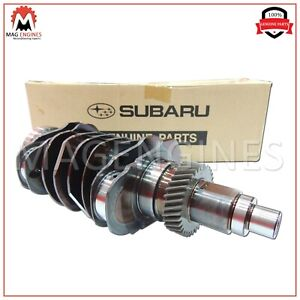 12200 Aa480 Genuine Oem Crankshaft With Bearings Subaru Ee20z For Impreza Legacy