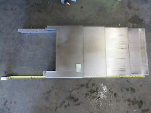 Supermax Ycm fv56a Cnc Vertical Mill 32 X 16 Inch Way Cover Covers