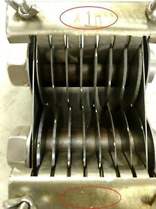 Used 10mm Blade For 110v Qx Meat Slicer