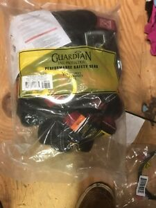 Guardian 11173 Fall Protection Safety Harnesses Harness Rings Roof Height M l