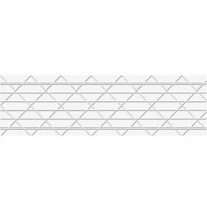 Central 260 Reinforced Tape 7 0 Mil 3 X 450 White 10 case T907260w