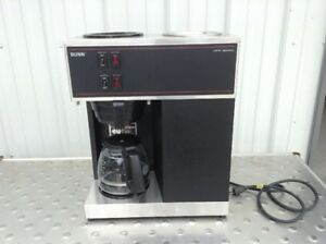 Bunn Vpr Series Coffee Maker Model Vpr Black