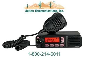 New Vertex standard Evx 5400 Uhf 450 512 Mhz 45 Watt 512 Channel 2 way Radio