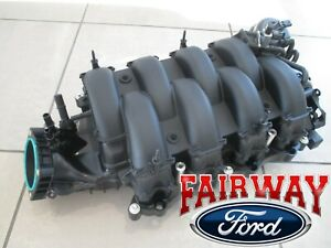 18 Thru 19 Mustang Oem Genuine Ford Parts Intake Manifold 5 0l Coyote Gt V8 New