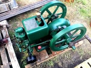 Ihc Mccormick Deering 1 1 2 Hp Hit Miss Gas Engine Ignitor Rare Big Tag