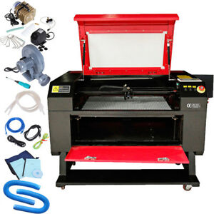 28 x20 Usb Port 100w Co2 Laser Engraving Cutting Machine Engraver