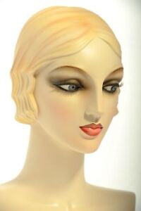 Mannequin Head Hat Female Jewelry Display Heads From Vaudevillemannequins com