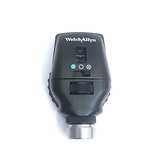 Welch Allyn 11720 Ophthalmoscope Head Tested Includes New Bulb Otoscope