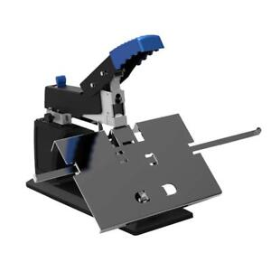 Desktop Saddle Stitcher Riding Stapler Binder Manual Saddle Stitching Machine