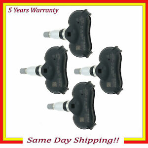 Tire Pressure Monitor Sensor For 4pcs Honda Civic Element Odyssey Q4tpmu026