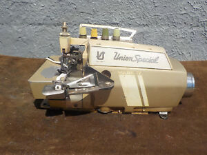 Industrial Sewing Machine Union Special 39 500 Qw four Thread serger overlock