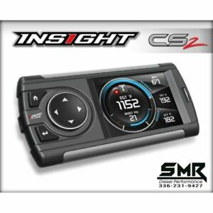 Edge Cs2 Insight Gauge Monitor For 2001 2020 Chevrolet Gmc 6 6l Duramax