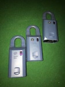 3 Supra Box Ge Security real Estate Lock Box