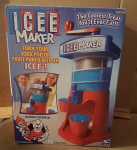 Icee Maker Slushy Machine By Spin Master new
