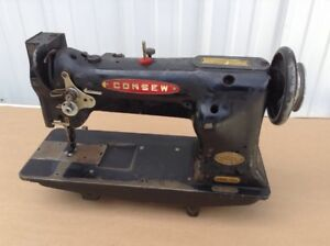 Consew Commercial Sewing Machine Model 225 Walking Foot