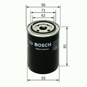 0451203154 Bosch Oil Filter P3154 Filters Oil Brand New Genuine Part