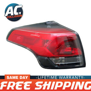 11 6890 00 1 Tail Light Assembly Driver Side For 2016 2017 Toyota Rav4
