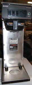 Commercial Bunn Pourover Airpot Coffee Brewer Model Cw15 aps