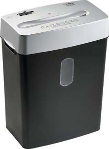 Paper Shredder For Staples Paper Clips And Credit Cards And Documents