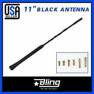 Antenna 13 Black Amplify Booster Am Fm For Chevrolet Silverado 1500 1985 2018