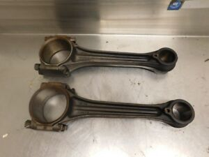 John Deere G 70 Gas Tractor Insert Connecting Rods F1047r 12858