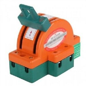 Bqlzr 32a 2 Pole Double Throw Dpdt Knife Safety Disconnect Switch Copper Plated